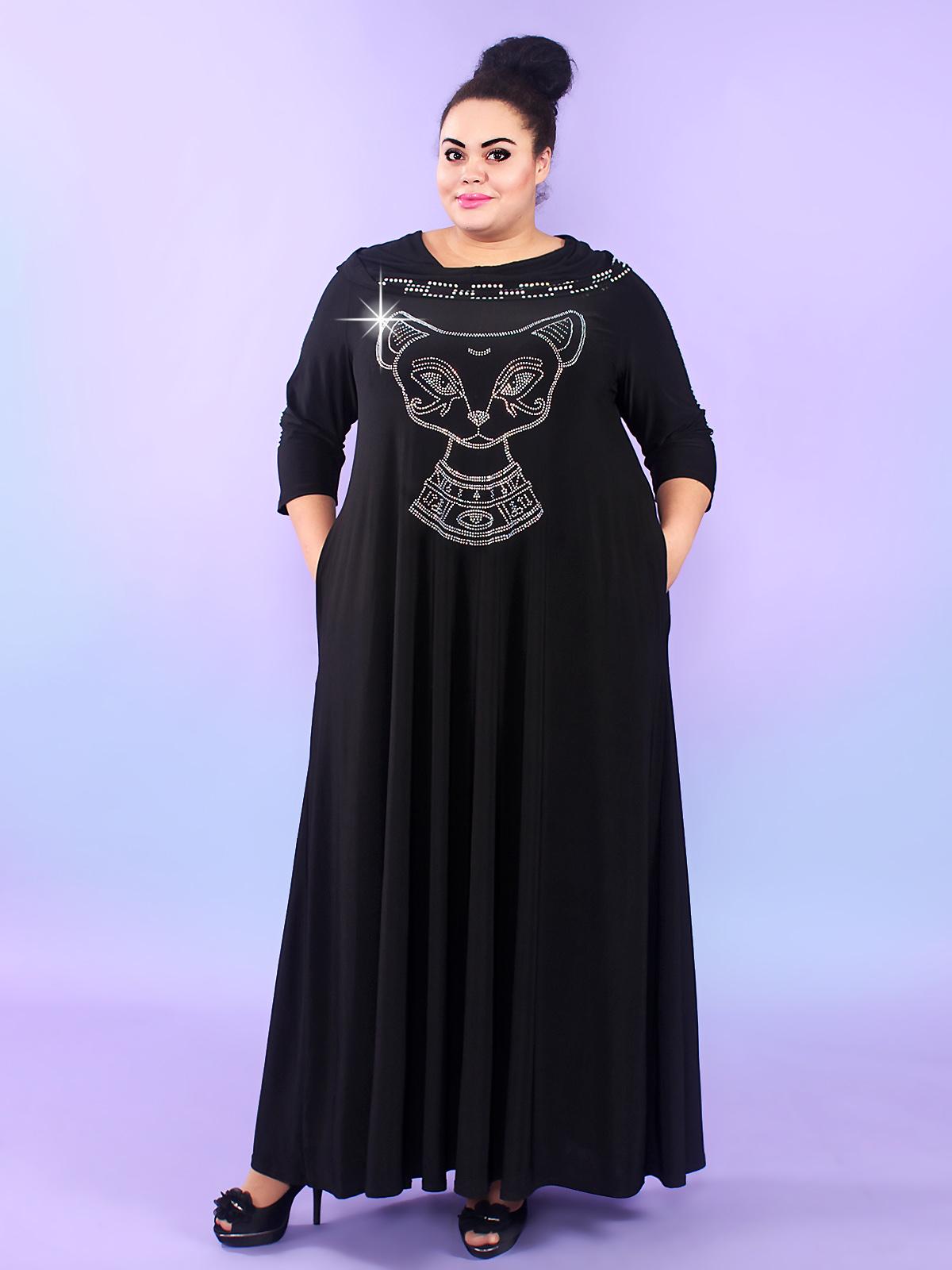 Вечерние платья для полных женщин купить